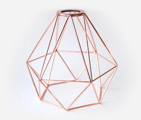 """Traadist kuppel """"Teemant"""", vaskne"""