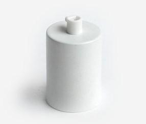 Valkoinen kattokuppi, pieni