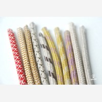 Rye linen & cotton cable