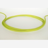 "Textile cable ""Vivid green"" 3x1,5mm2"