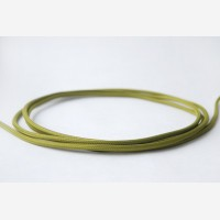 Textile Cable - Olive Green