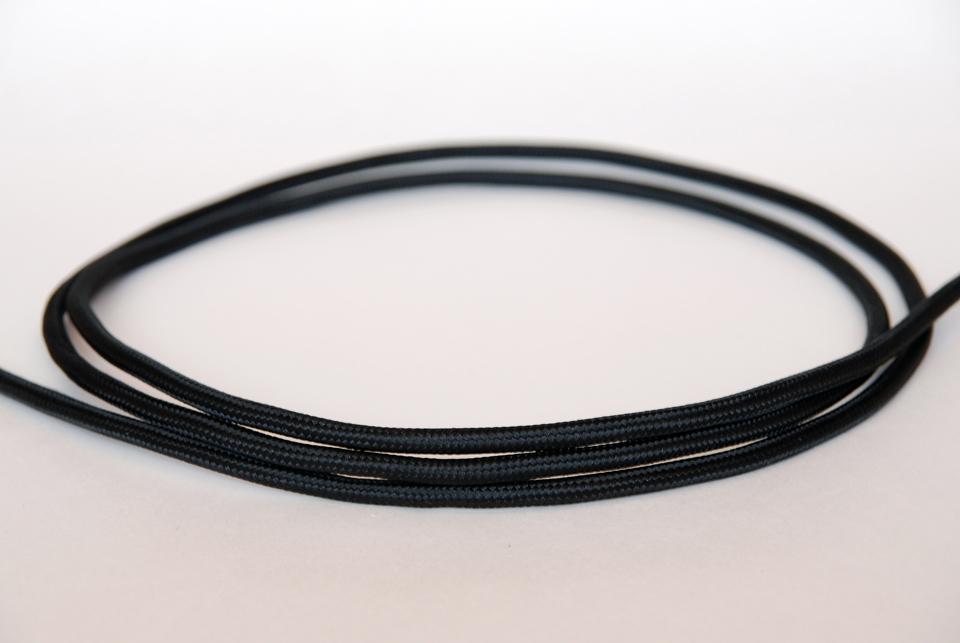 Textile Cable - Black