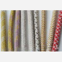 Textile Cable - Fireweed