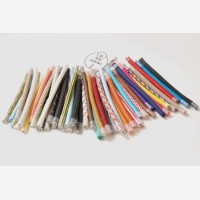 Textile cable sample set