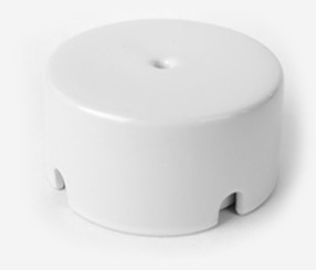 Porcelain junction box , regular