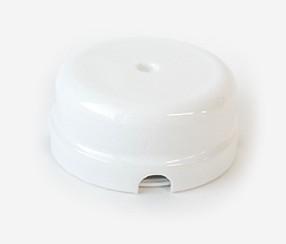 Porcelain junction box  ø 77- Sat