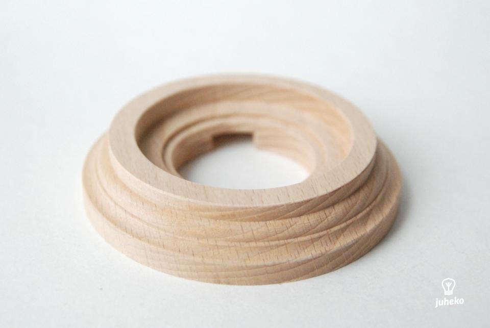 Wooden frame, single, Sat
