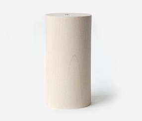 Wooden lamp Deco, birch