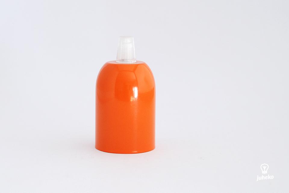 Metallivalaisin, oranssi