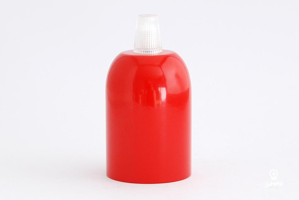 Metallivalaisin, punainen