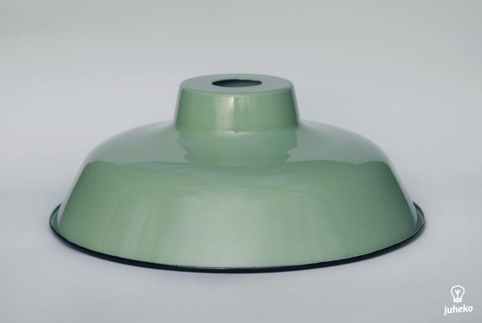 Enamel Lampshade TLN, green