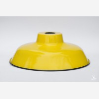 Enamel Lampshade TLN, yellow