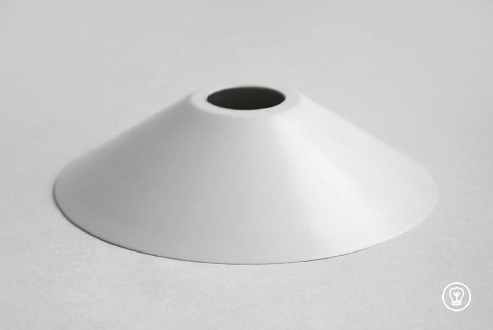 Lampshade EW, matt  white