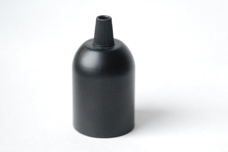 Metal Lamp, black