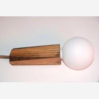 "Wooden lamp ""Ragina"""