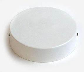 Kattokuppi, valkoinen 0 aukolla