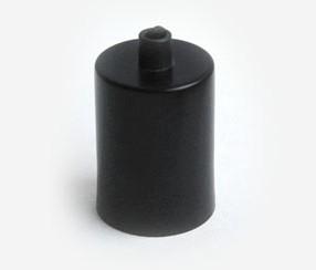 Musta kattokuppi, pieni
