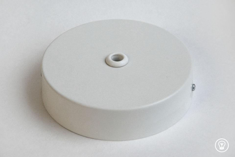 Valge laerosett, suur auk 14mm