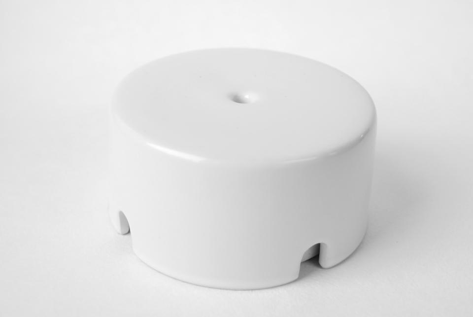 Porcelain junction box , big