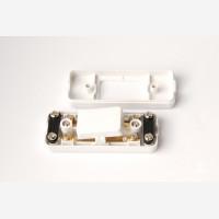 Inline switch, white