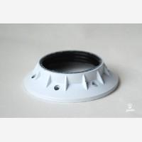 Shade ring for bakelite lampholders, E27, Wide