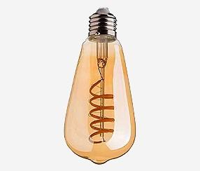 Antiik kaard-LED filament, 320lm