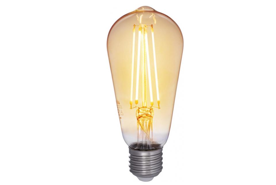 Antiikin  LED filament lamppu,   380lm
