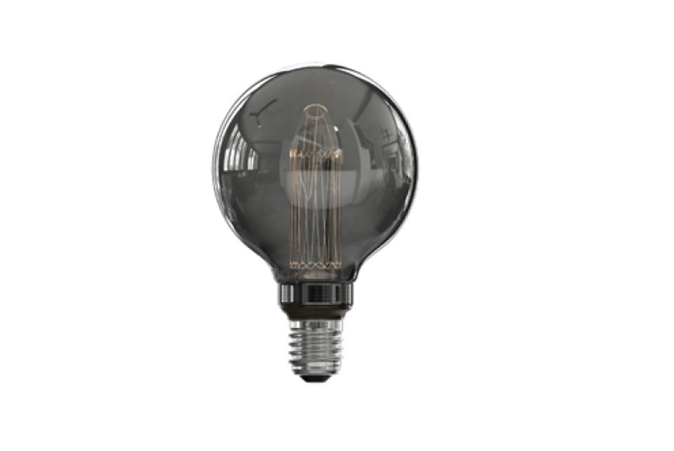 Edison style SMD LED bulb E27, 95mm
