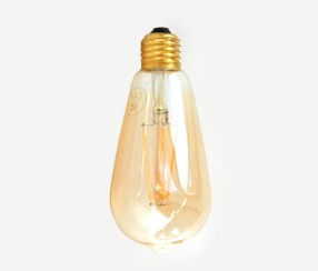 Antiik LED filament, 806lm