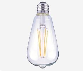 Klaar LED filament, 500lm