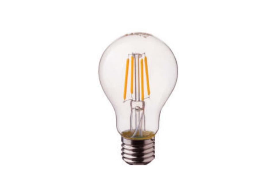 Clear LED, 67mm, 700lm