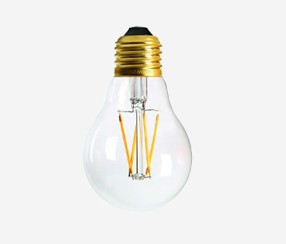 Kirgas LED, 60mm , 470lm