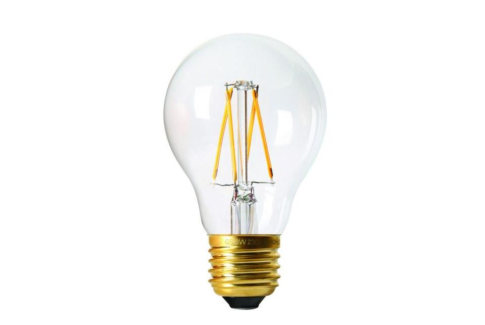 LED  lamppu, kirkas 60 mm, 470lm