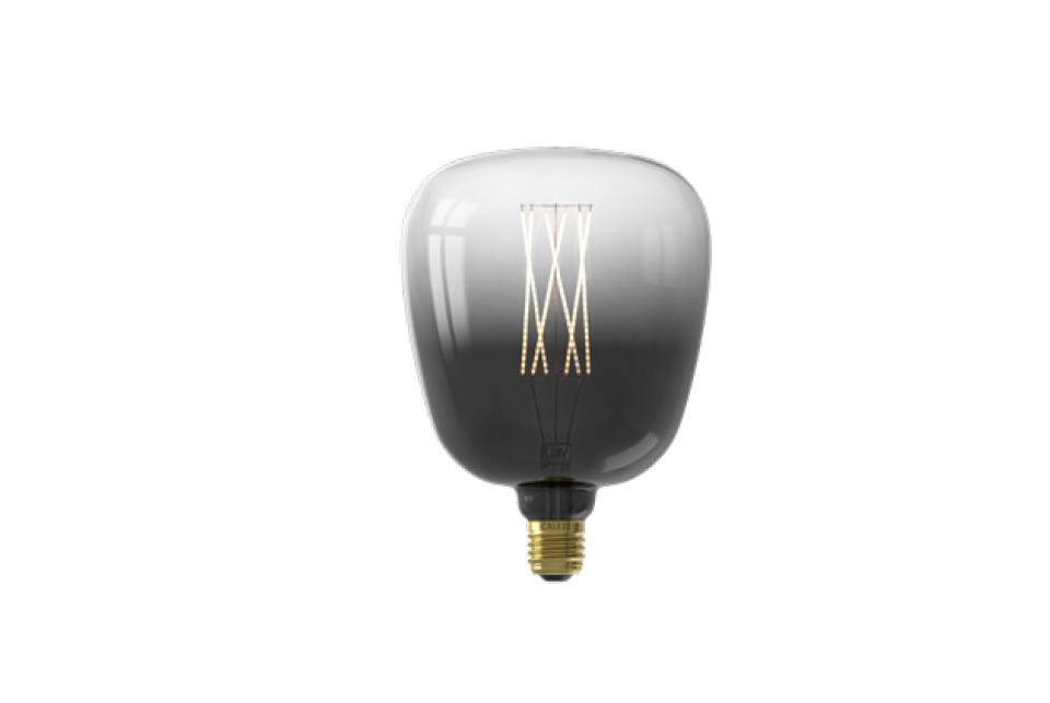 LED peililamppu, tumma, 140 mm