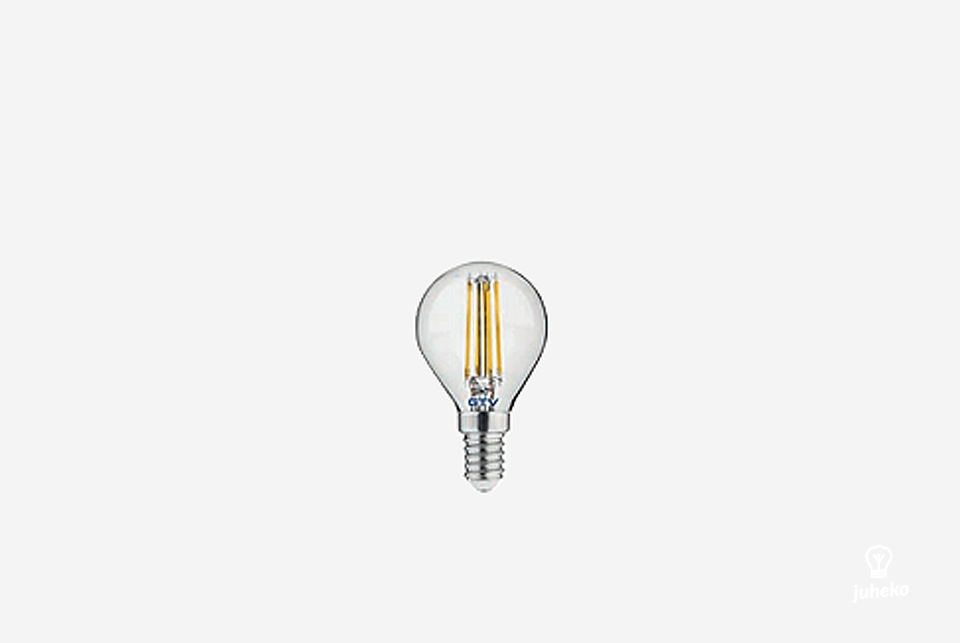 Ledbulb E14, spherical