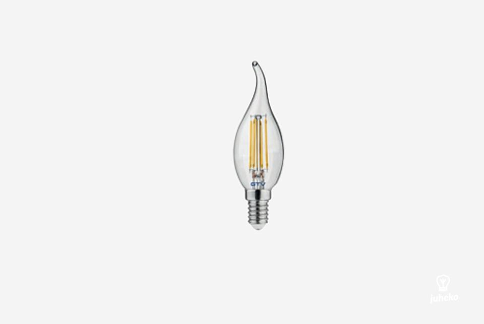 LED tip candle E14
