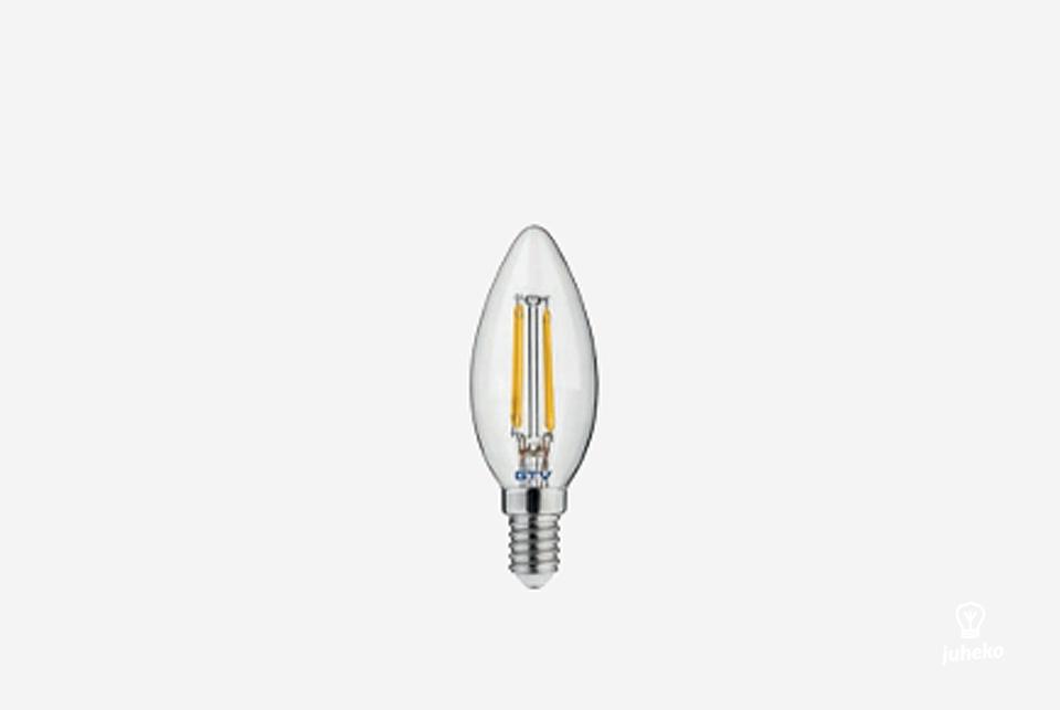 Ledbulb candle E14