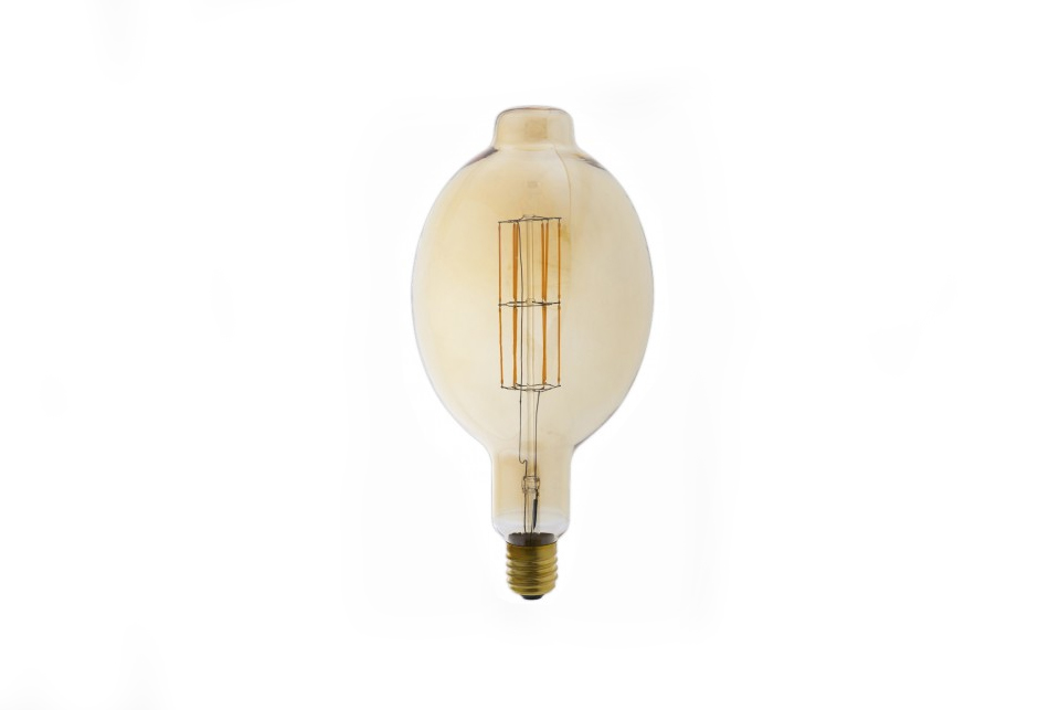 XXL Giga antiik Swan LED , 1250lm, E40