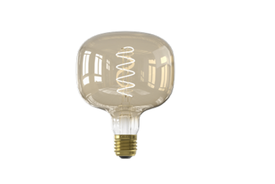 Flex LED Filament bulb, square shape