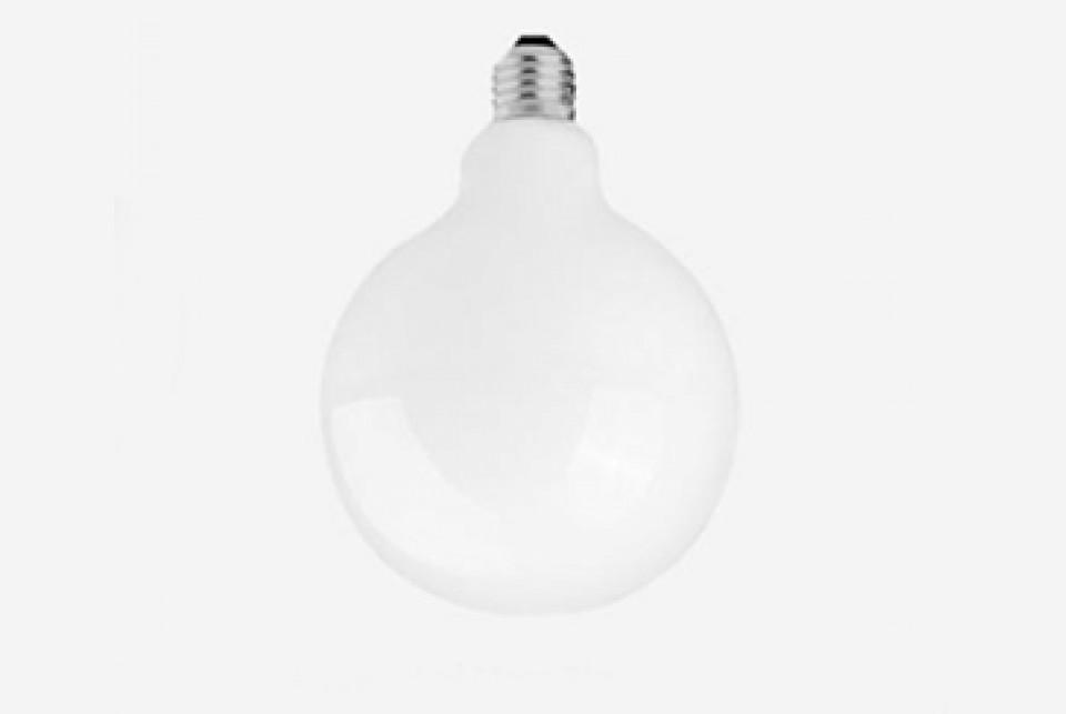 Valge LED muna, 95mm
