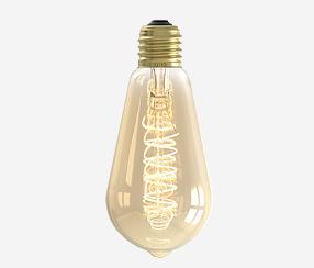 LED Rustik lambipirn  64mm
