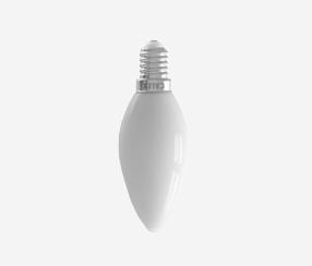 Küünal Valge Ledpirn E14