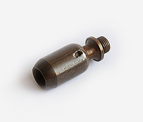 Šarnyrinė jungtis antikvariniams sendinto žalvario  lempų lizdams
