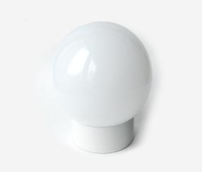 Valgusti Classic globe 150 mm Valge