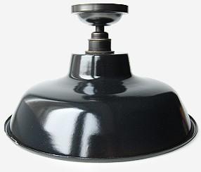 Emailitud lambikuppel TLN, must. Juheko disain, toodetud Ungaris