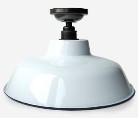 Emailitud laelamp TLN, valge. Juheko disain, toodetud Ungaris
