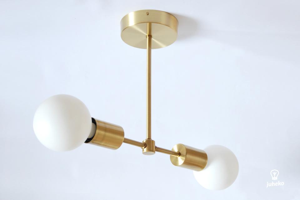 Juheko Deko  Ceiling Light, two