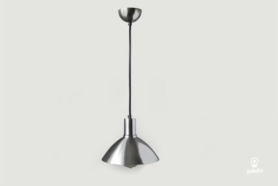 Pendant lamp Charlote, laquered metal