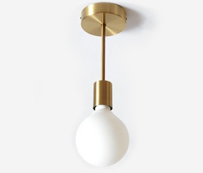 Juheko Deko single-high, Ceiling Light